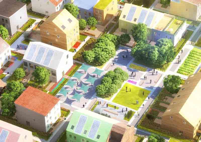 هزینه مسکن در آلمان: تو فکر یک سقف باشید!
