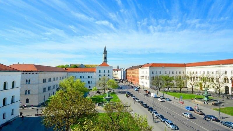 دانشگاه lmu مونیخ ، یکی از بهترین دانشگاه های آلمان