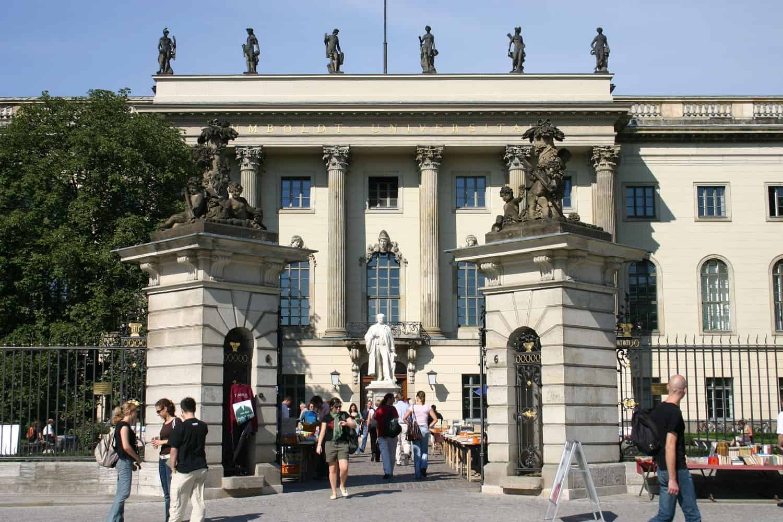 دانشگاه هومبولت برلین