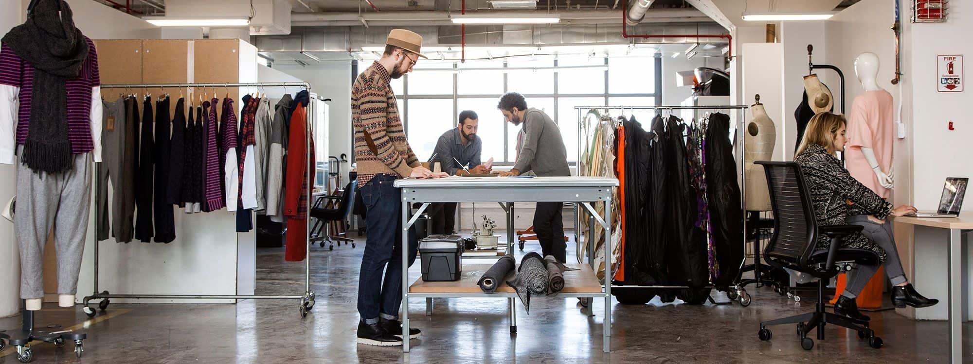 تحصیل طراحی لباس در ایتالیا