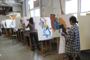 تحصیل هنر در ایتالیا