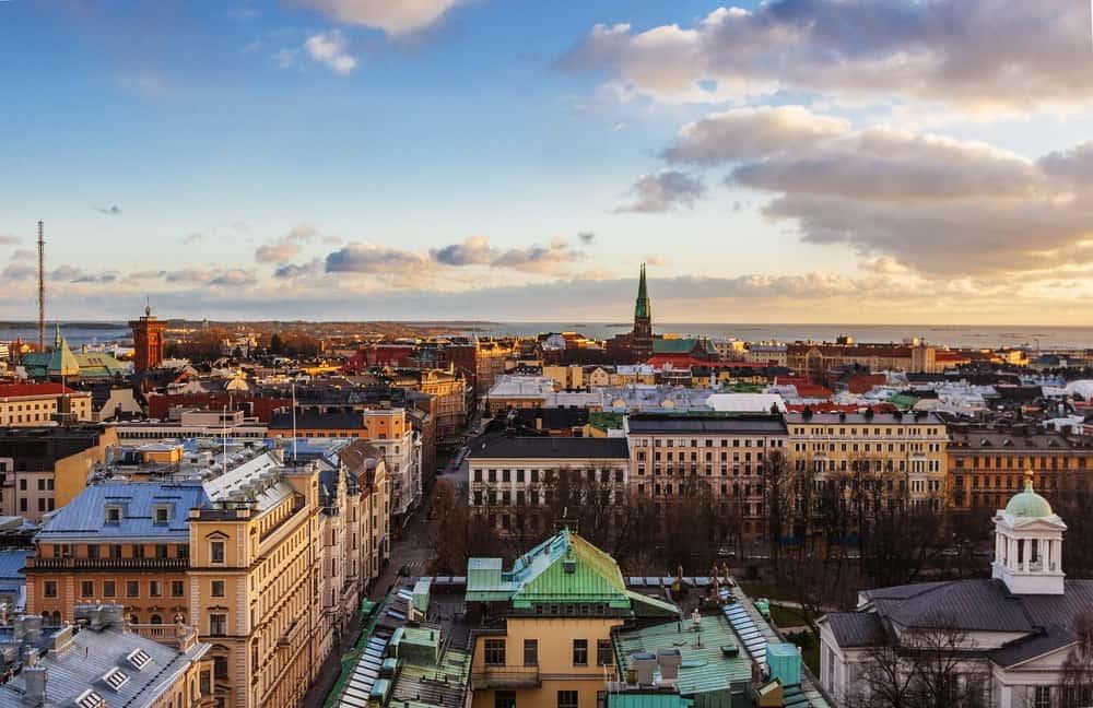 تحصیل رشته حقوق در فنلاند