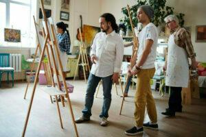 تحصیل نقاشی در ایتالیا