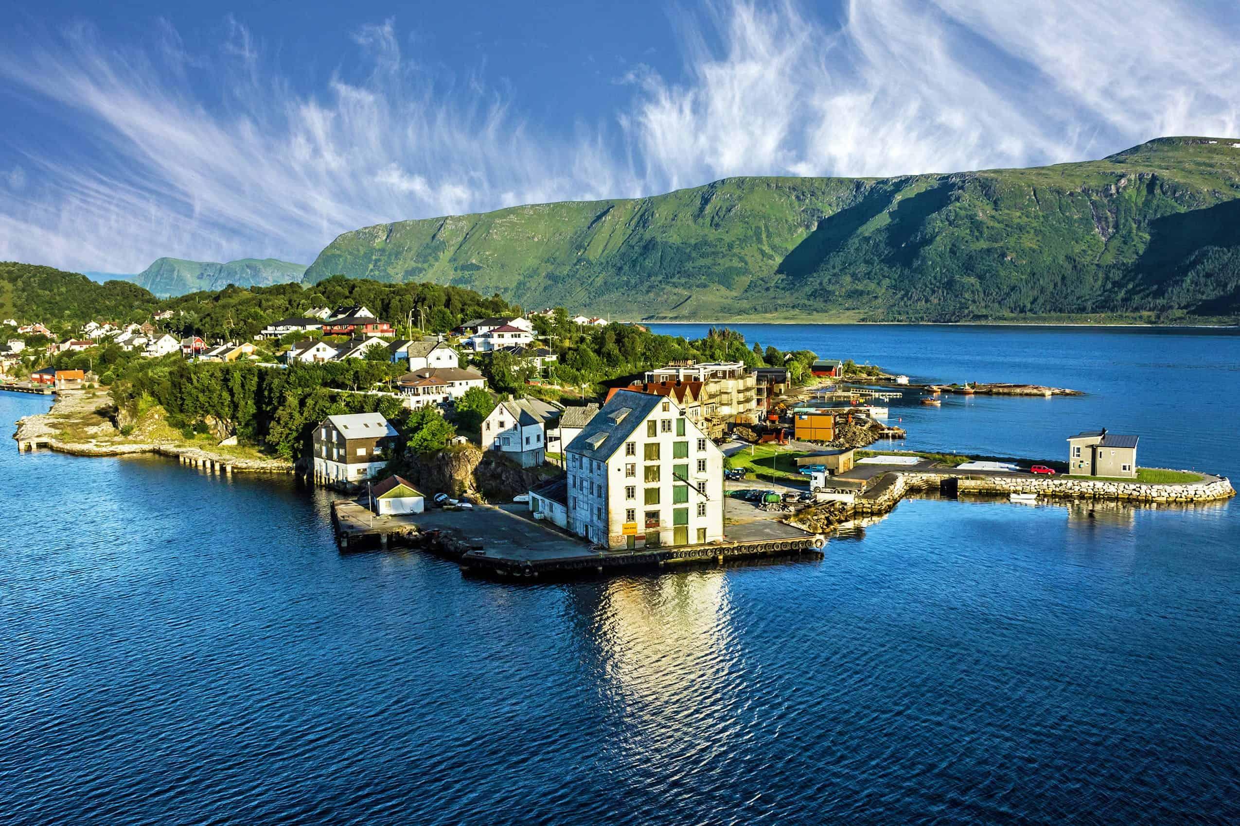 تحصیل ژنتیک در نروژ